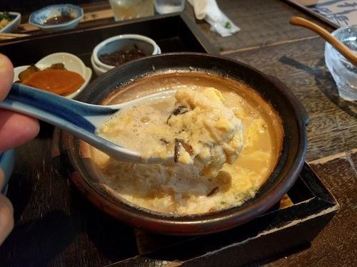 箱根 直吉 湯葉丼
