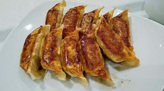 リンガーハットの餃子定食